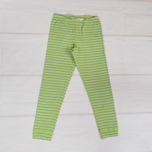 Hanna Andersson Leggings Pants 140 Green Blue